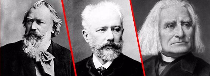 Brhams/Liszt/Tchaikovsky