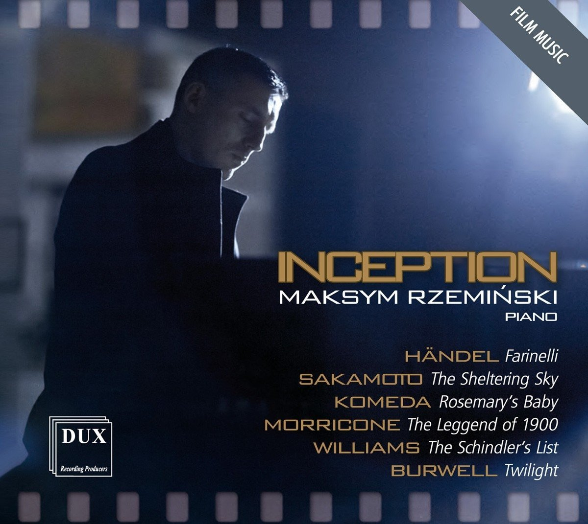 Inception - Maksym Rzeminski
