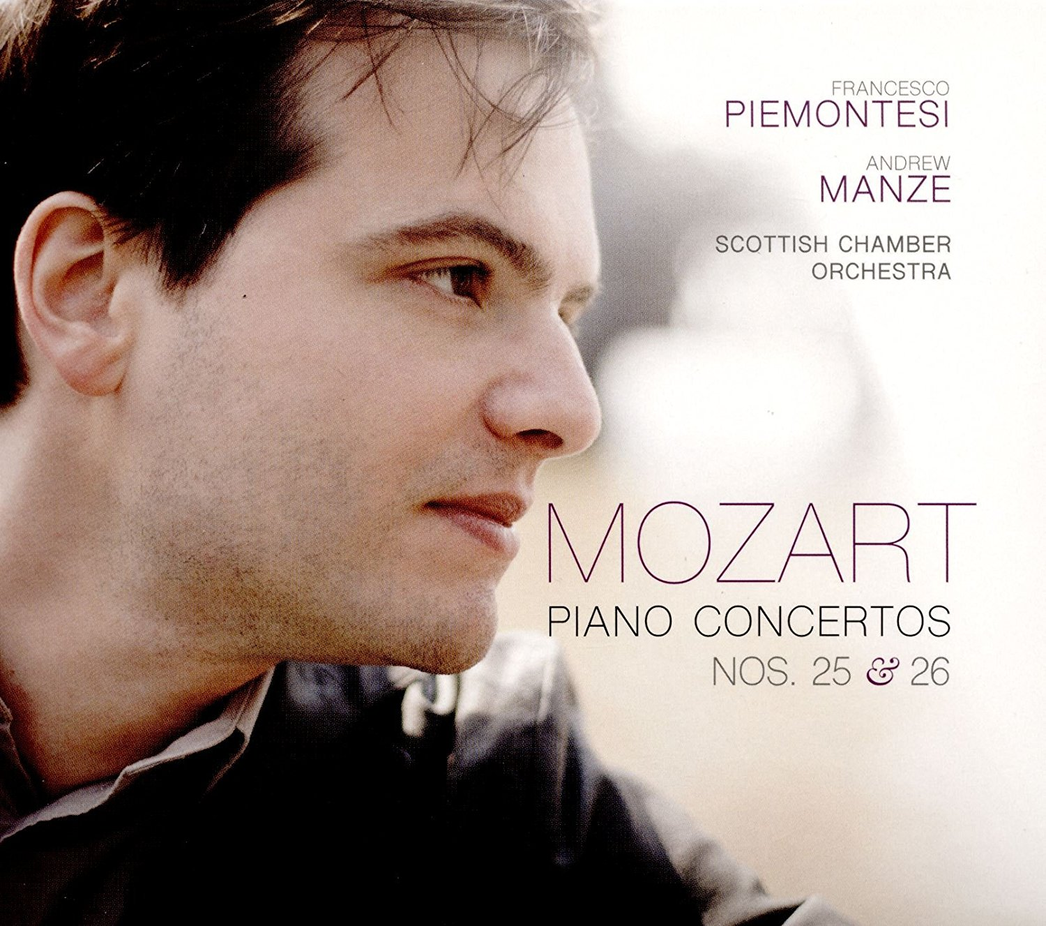 Mozart: Piano Concertos No. 25 & 26 - Francesco Pi