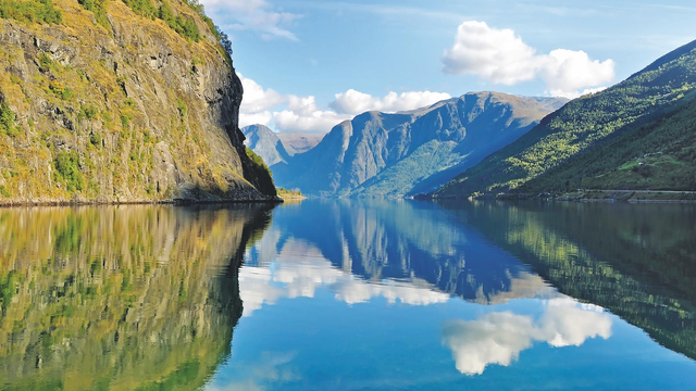 Win The Ultimate Scandinavian Cruise For Two With Viking Cruises Classic Fm