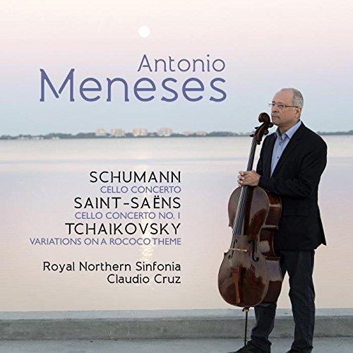 Tchaikovsky: Variations On A Rococo Theme & Schuma
