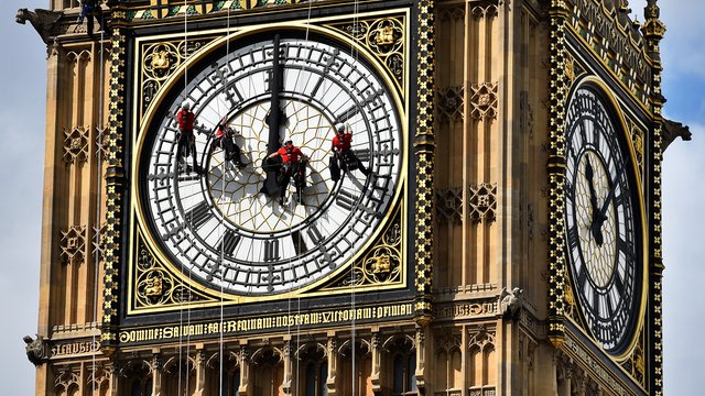 What tune does Big Ben chime? Everything to know about the country's most famous bell
