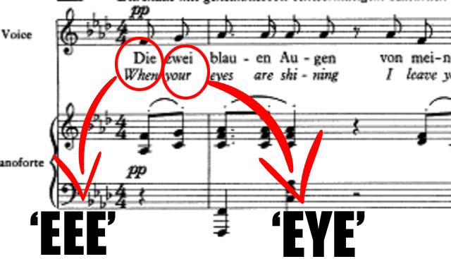 Mahler Blauen Augen