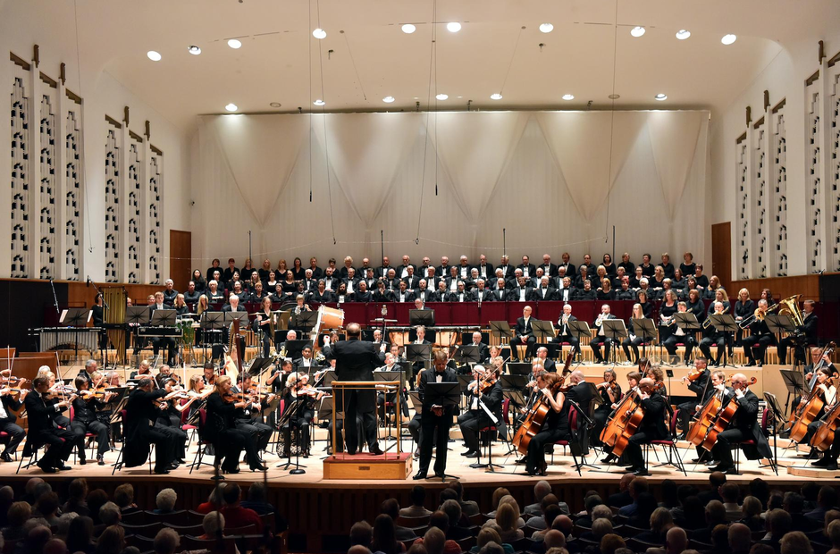 Classic FM 25th Birthday concert