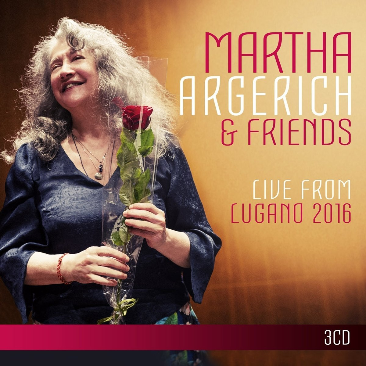 Martha Argerich and Friends: Live from Lugano