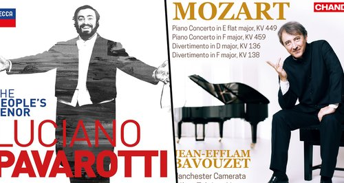 New Releases: 'Pavarotti: The People's Tenor' and Jean-Efflam