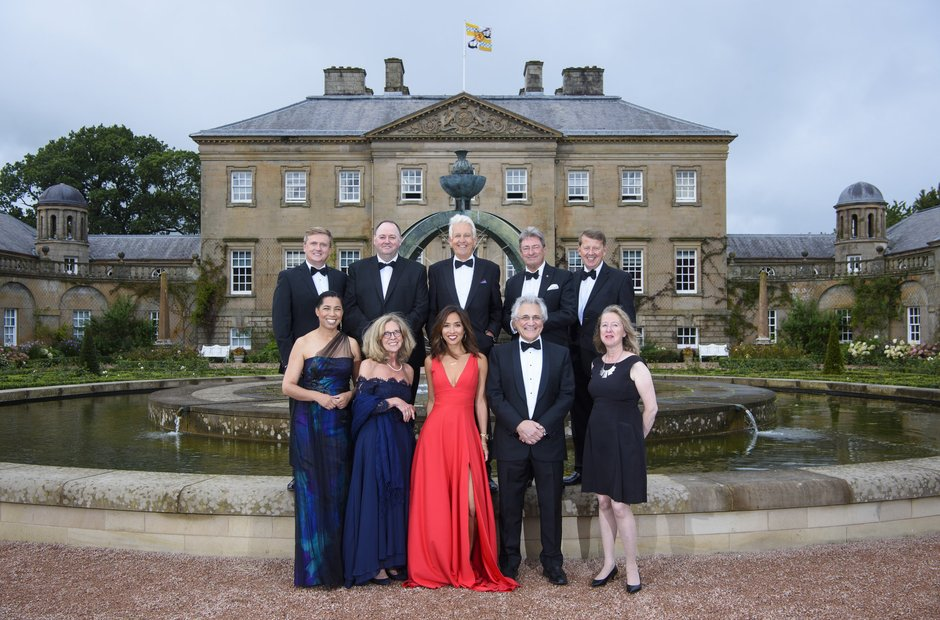 Classic FM at Dumfries House
