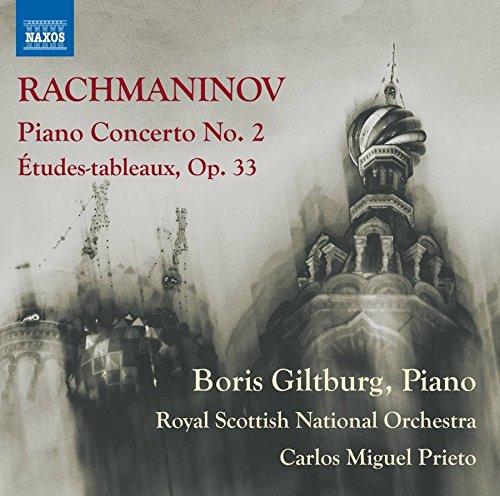 Rachmaninov: Piano Concerto No. 2 - Boris Giltburg