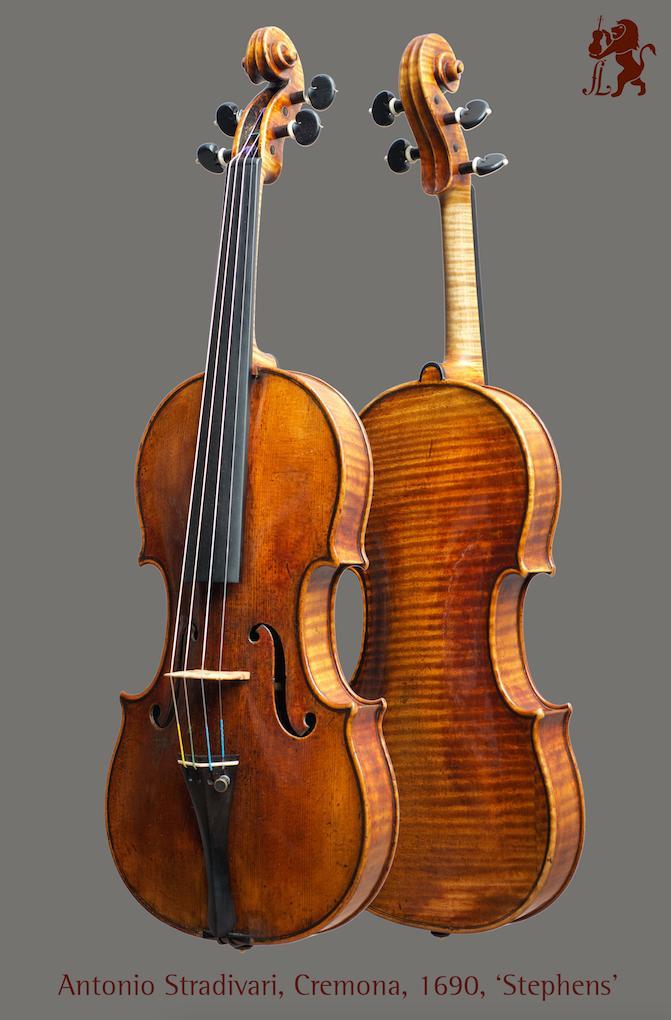 1690 Stephens Stradivarius
