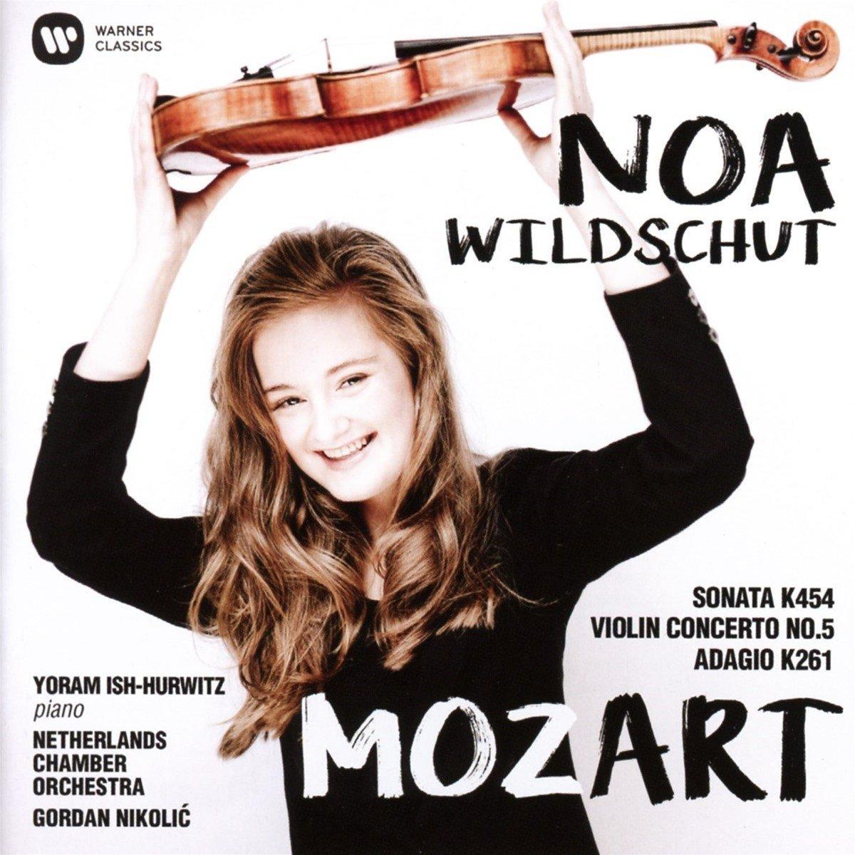 Mozart: Noa Wildschut  Warner Classics