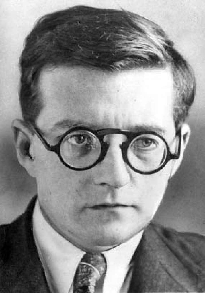 Shostakovich glasses
