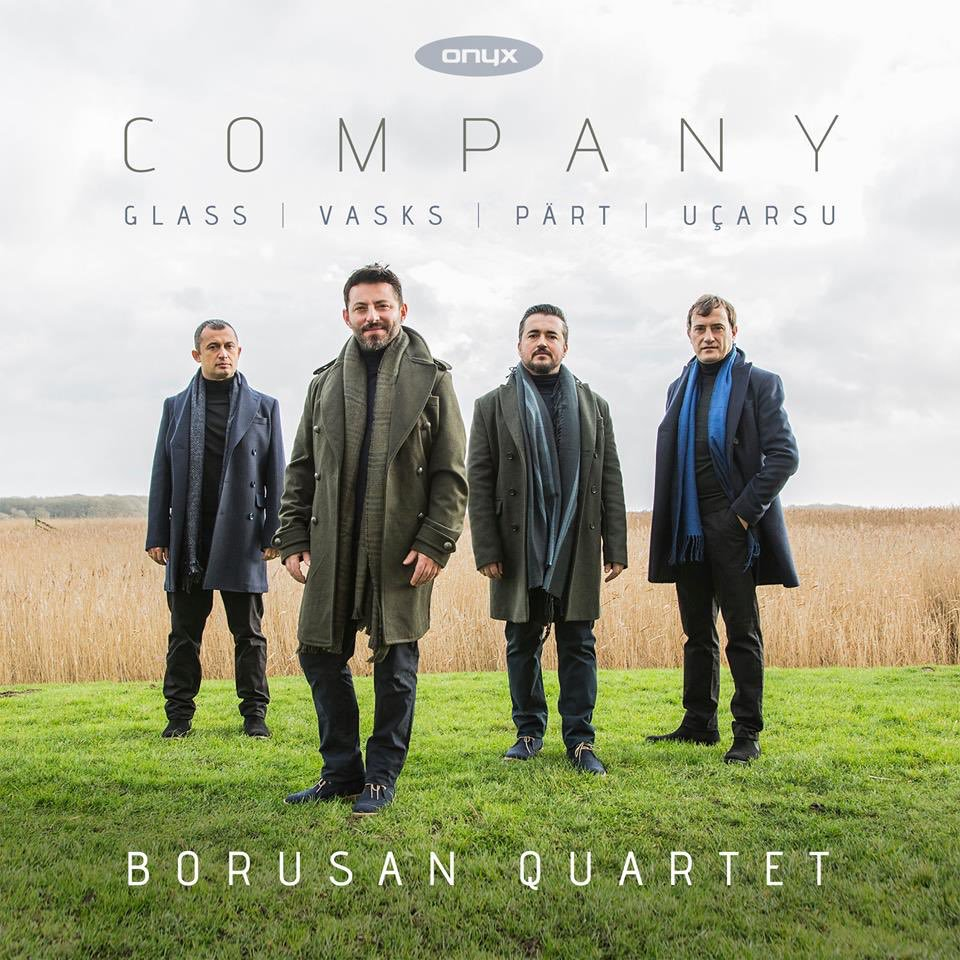 Borusan Quartet company