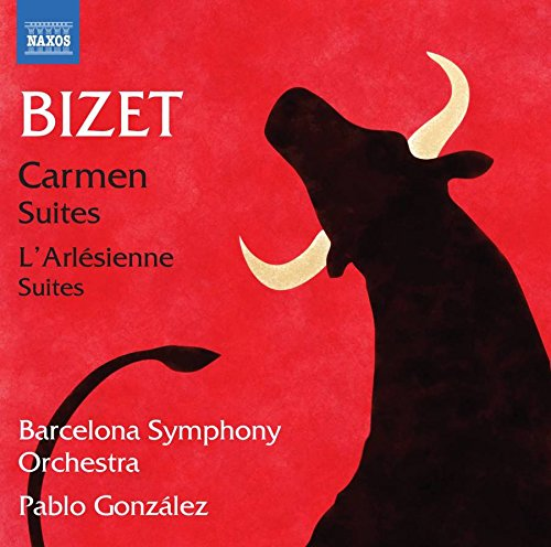 Georges Bizet: Suites Nos. 1 and 2 from Carmen and