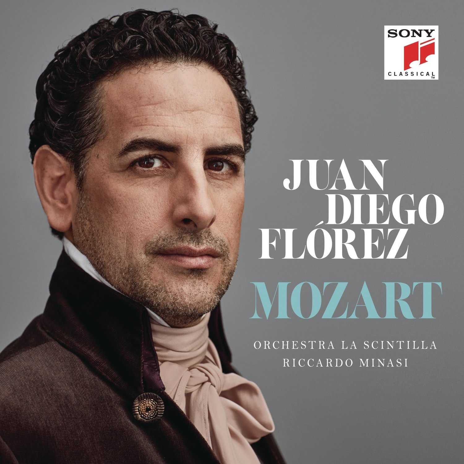 Mozart: Juan Diego Flórez with the Orchestra La Sc