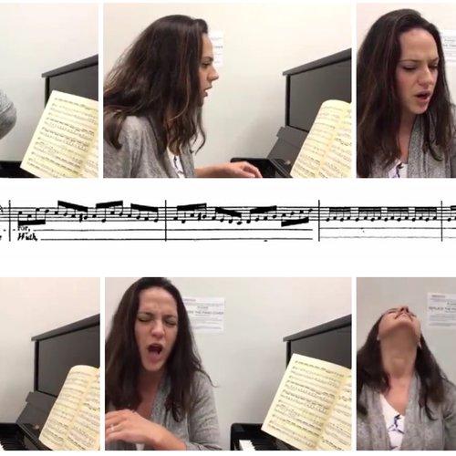 Handel's Hallelujah chorus on trumpet and organ is a thing
