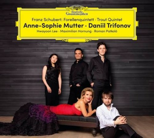 Trout Quintet - Anne-Sophie Mutter (violin), Danii