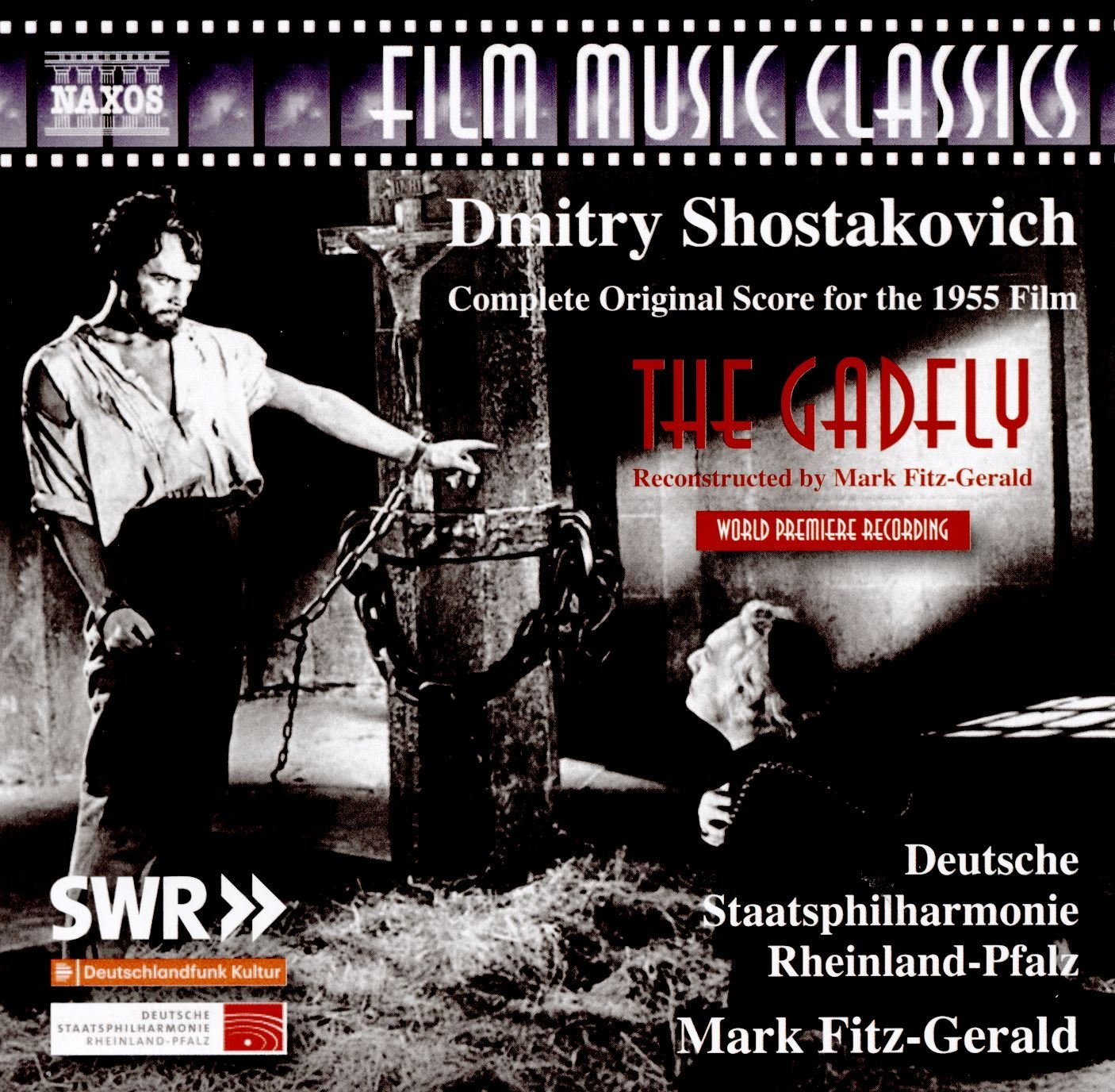 Shostakovich: The Gadfly (Complete original score