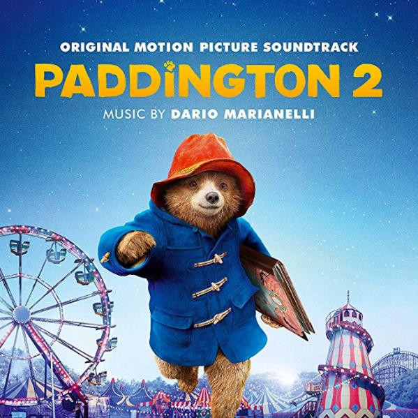 Paddington 2 soundtrack