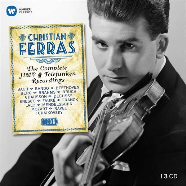 Christian Ferras: The Complete HMV Recordings  War