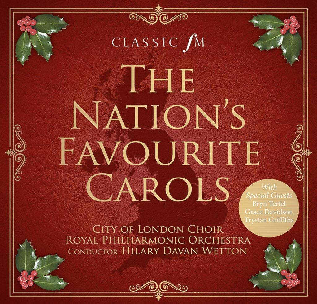 nation's favourite carols packshot