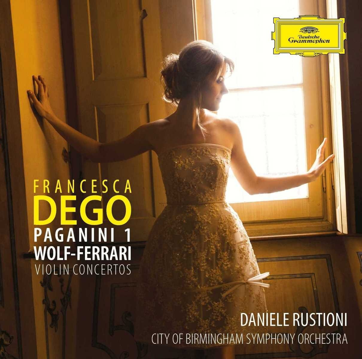 Paganini and Wolf-Ferrari: Violin Concertos - Fran