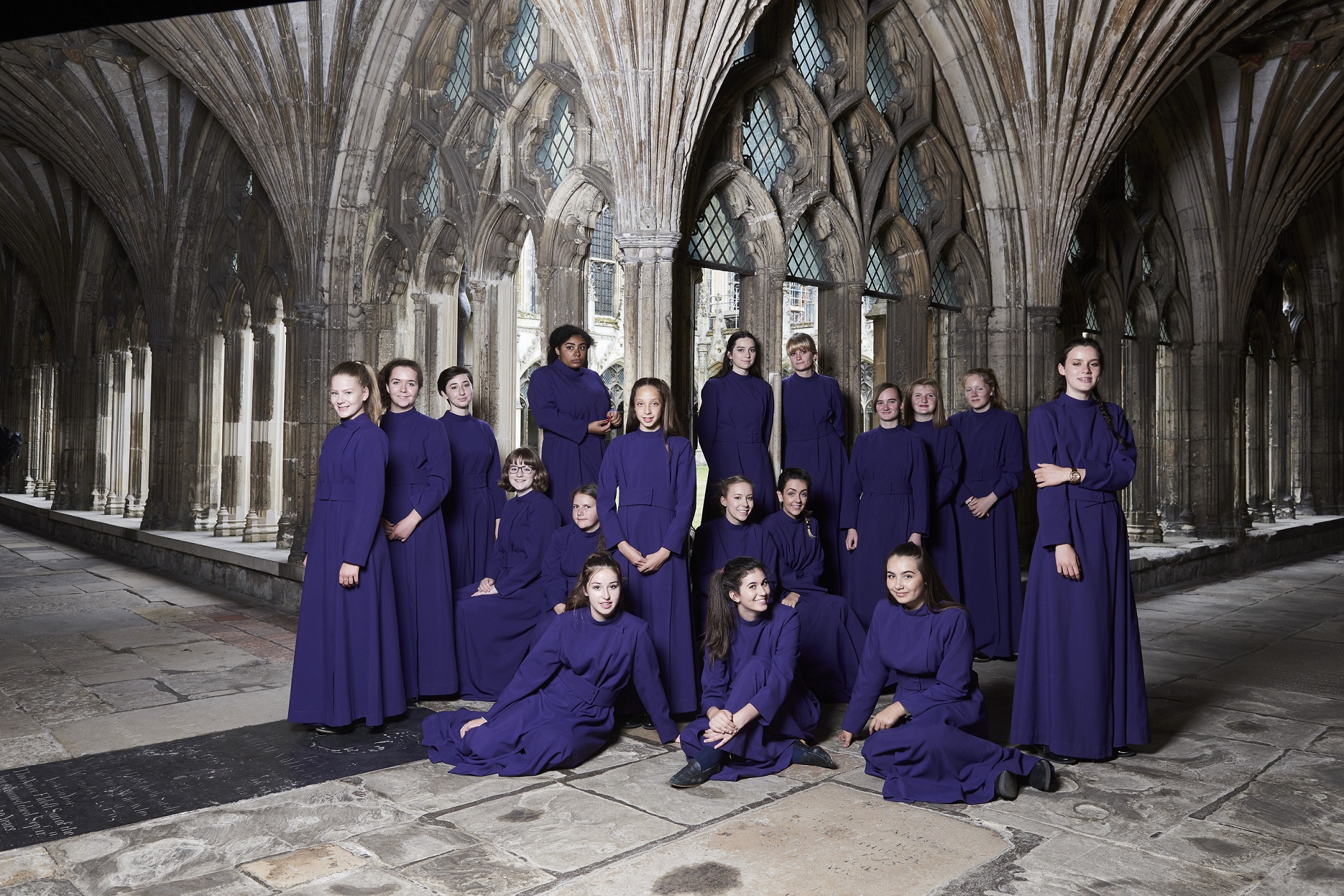 Canterbury Cathedral Girls Choir