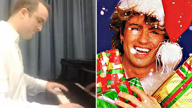 last christmas by wham in an epic rondo form improvisation classic fm - Last Christmas By Wham