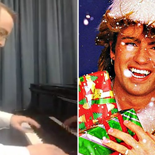 last christmas by wham in an epic rondo form improvisation classic fm - Wham Christmas