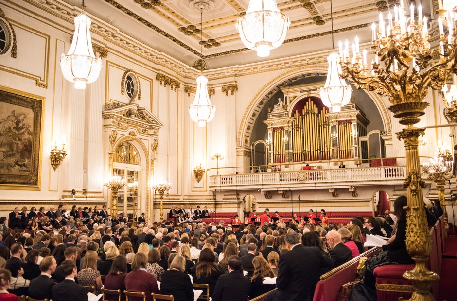 The Buckingham Palace Carol Concert for the Royal