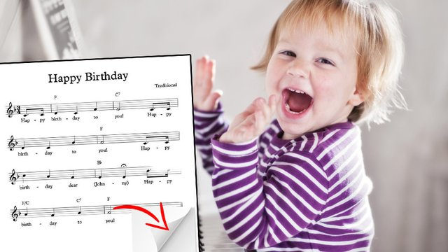There Are Lyrics To Happy Birthday That You Literally Never Knew About Classic Fm