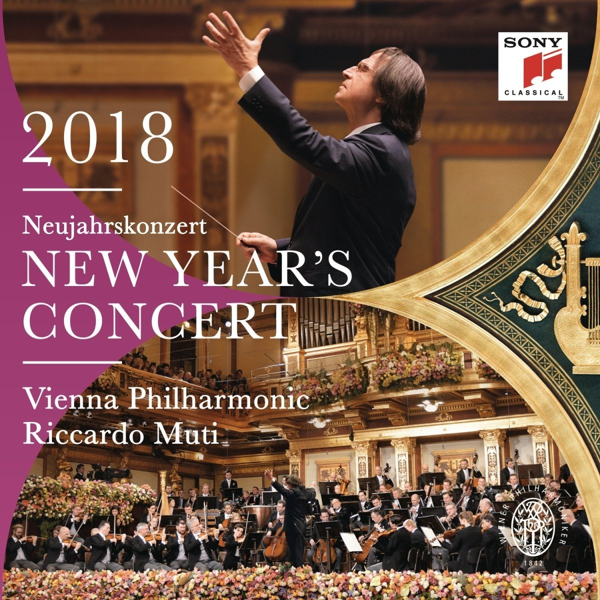 New Year's Day Concert 2018 - Riccardo Muti conduc