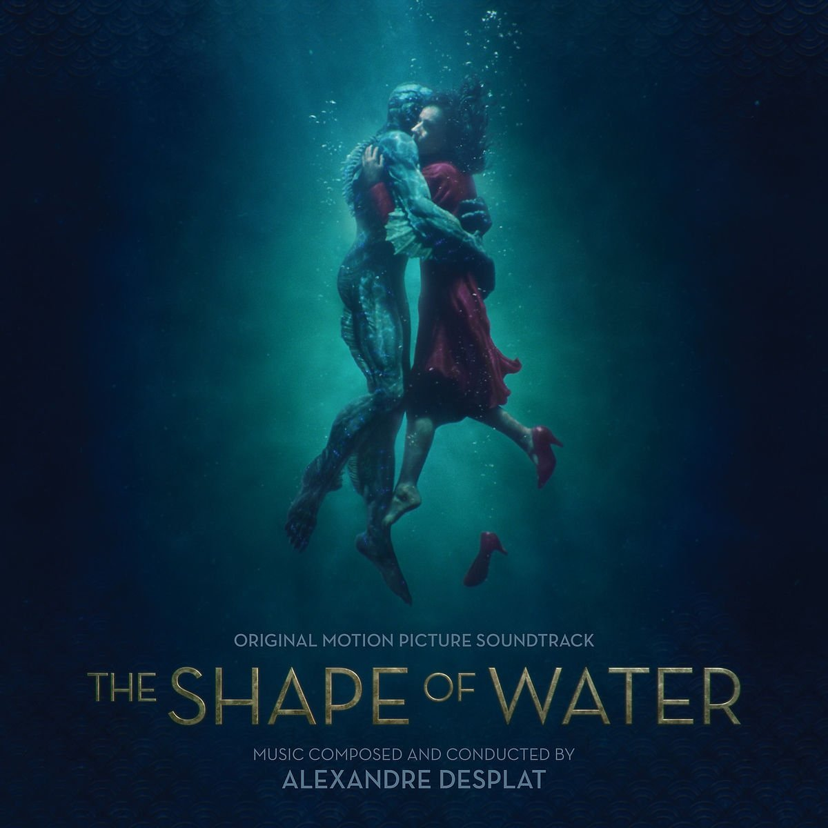 The Shape of Water - Alexandre Desplat  Decca Clas