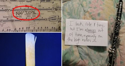 15 woodwind player confessions