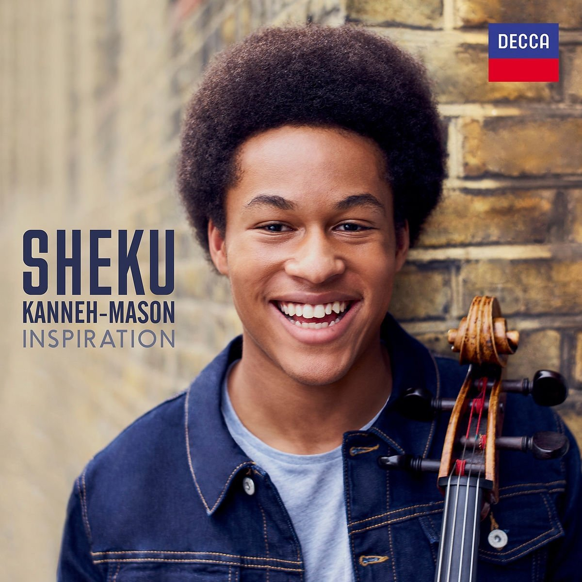Inspiration: Shekku Kanneh-Mason  Decca