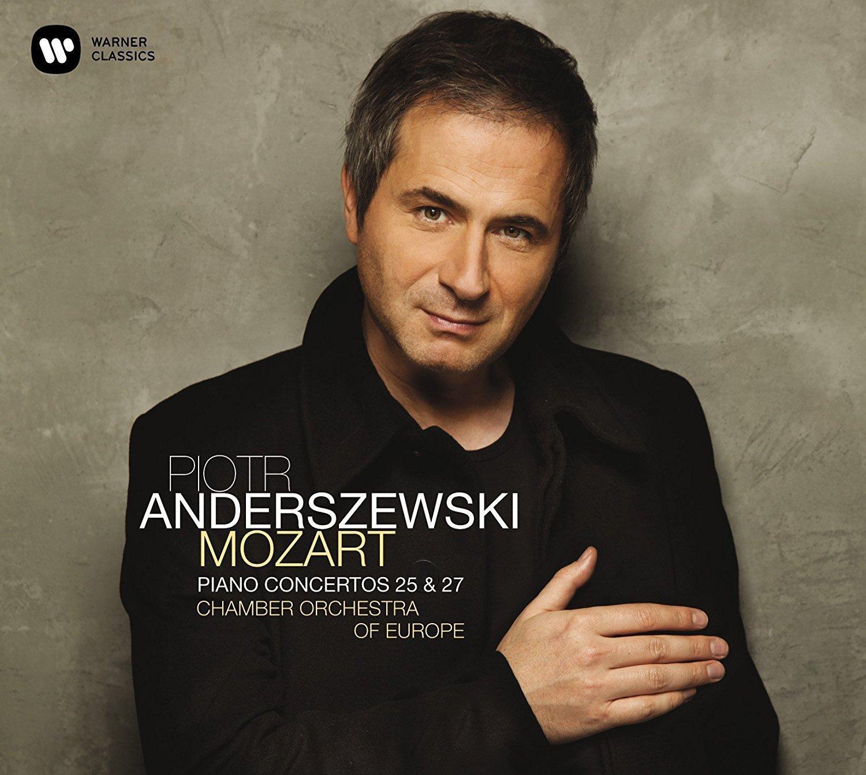Mozart: Piano Concertos No. 25 & 27 - Piotr Anders