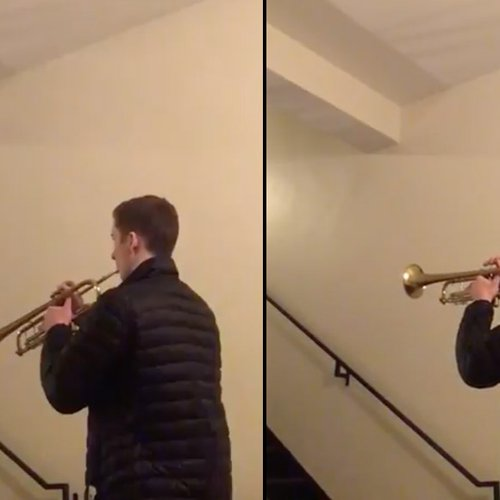 Thesis Essay Example A Trumpeter Played The Hobbit In A Stairwell And The Reverb Sounded Amazing Write A Good Thesis Statement For An Essay also Comparative Essay Thesis Statement Howard Shore I Write Film Music In A Thcentury World I Live In  Examples Thesis Statements Essays