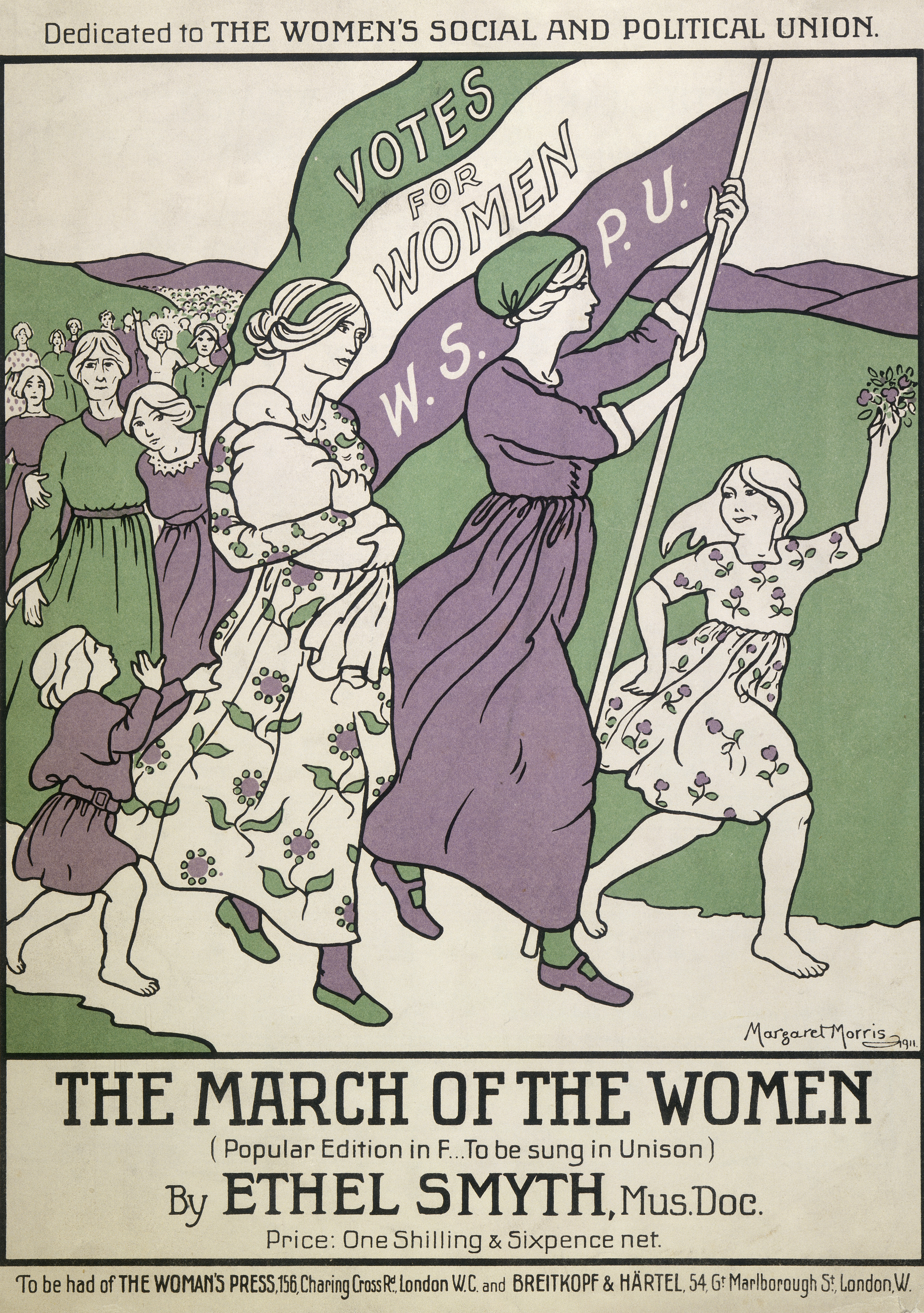 Ethel Smyth March of the Women