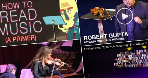 8 incredible TED talks about classical music - Classic FM