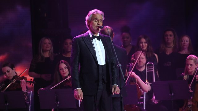 Andrea Bocelli: Wife, songs, net worth and everything you