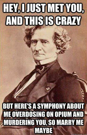 hector Berlioz meme