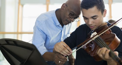 Music teachers' salaries not keeping up with inflation