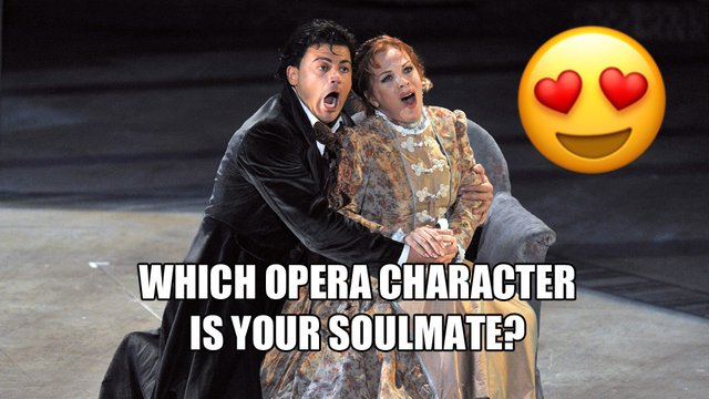Quiz: Which opera character is your soulmate? - Classic FM