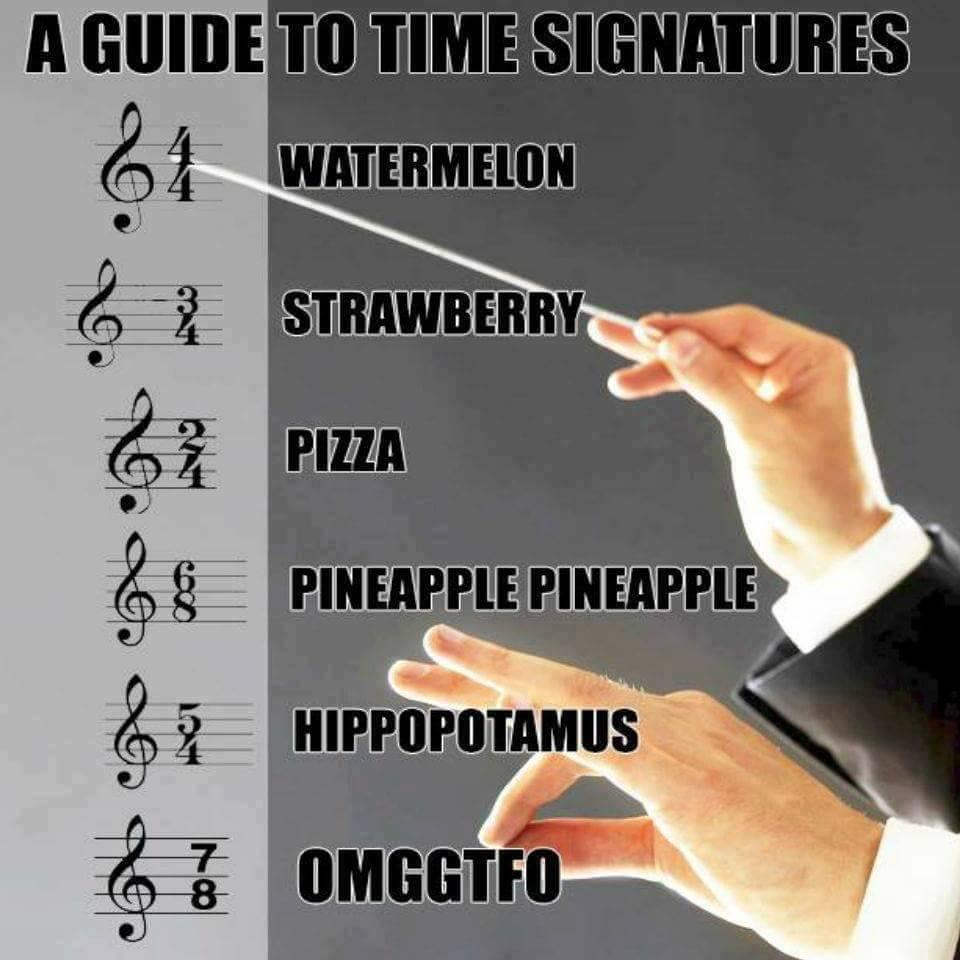 time signatures meme