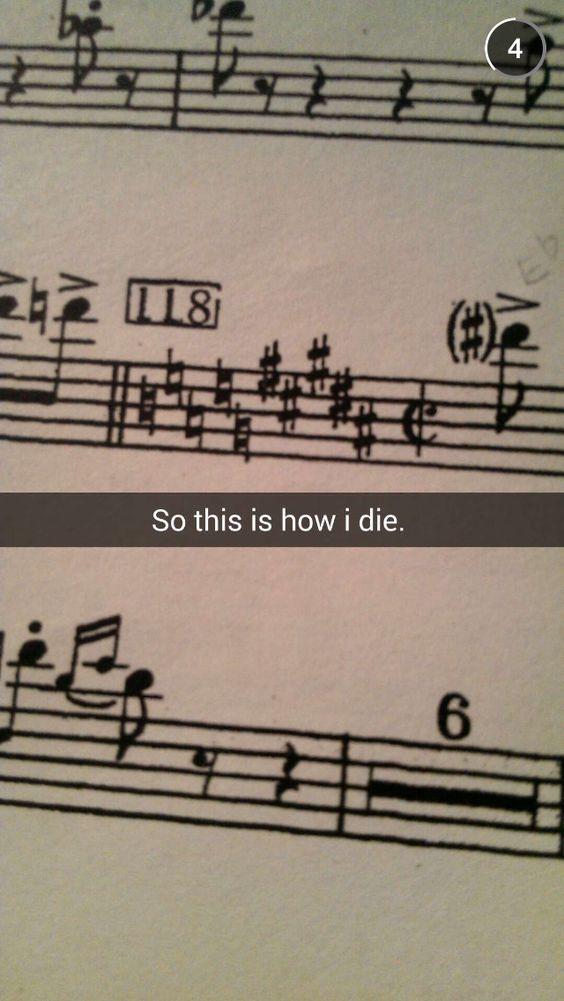 how I die snapchat