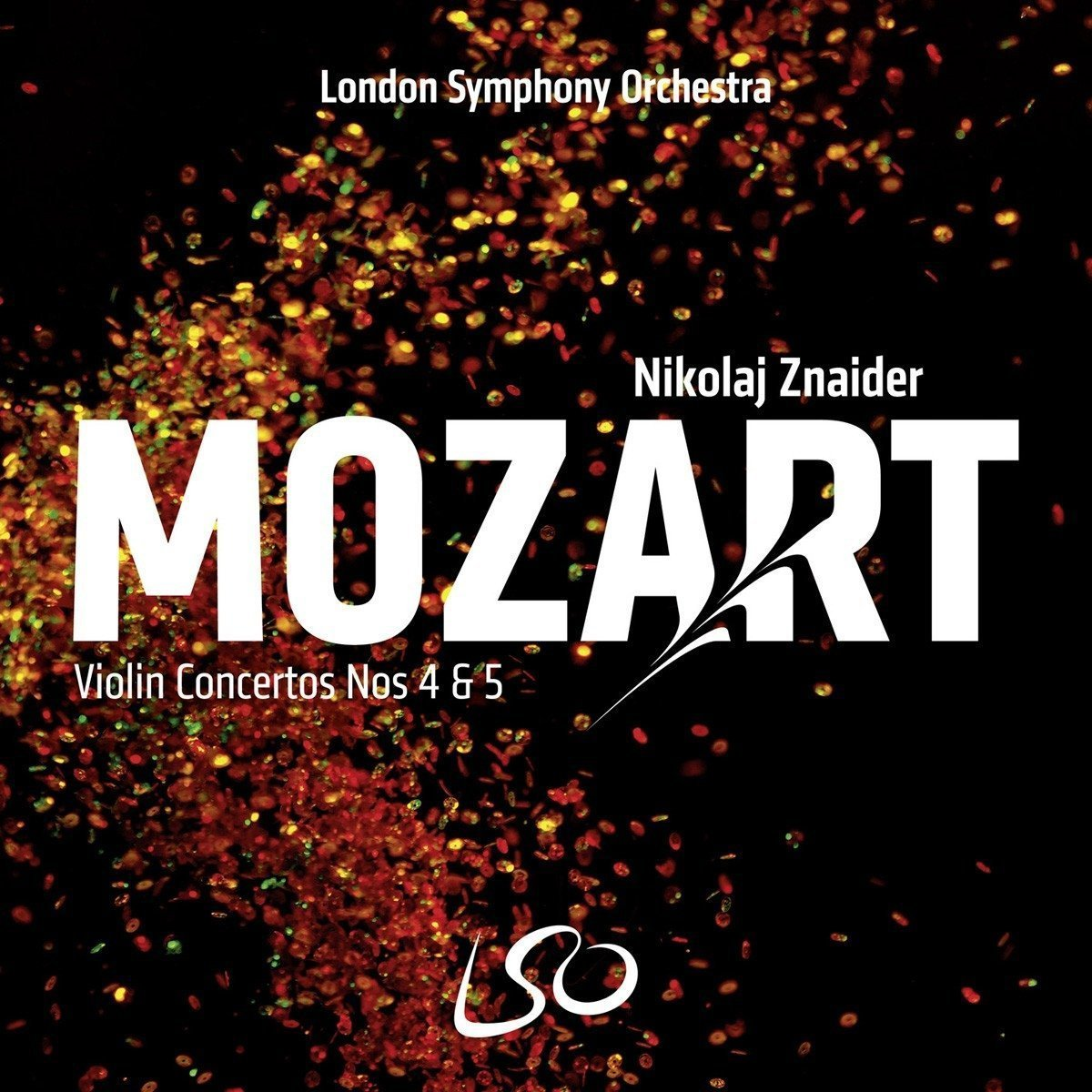Mozart: Violin Concertos: Nikolaj Znaider with the