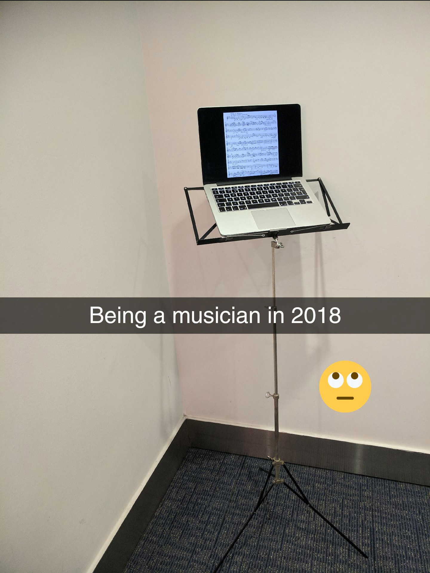 musician in 2018
