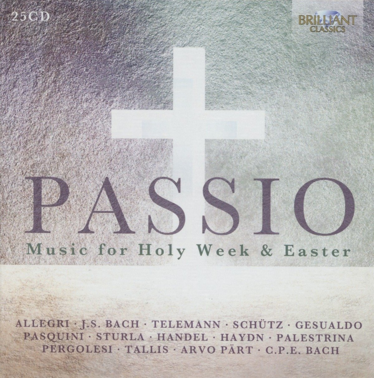 passio music for easter