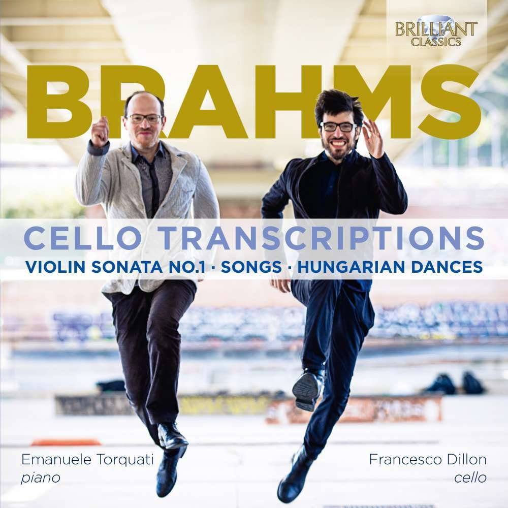 brahms cello transcriptions