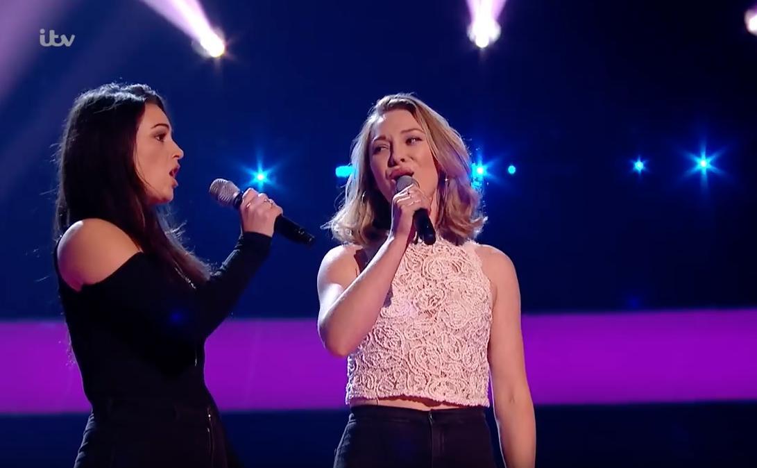 The Voice UK Belle Voci