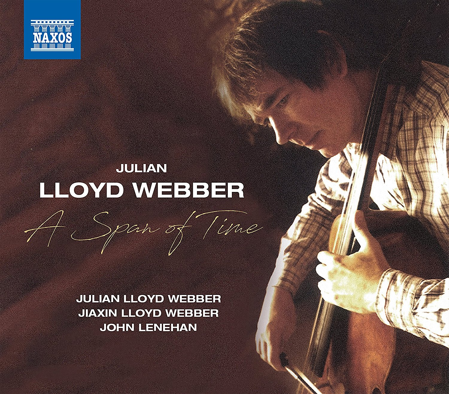 julian lloyd webber span of time